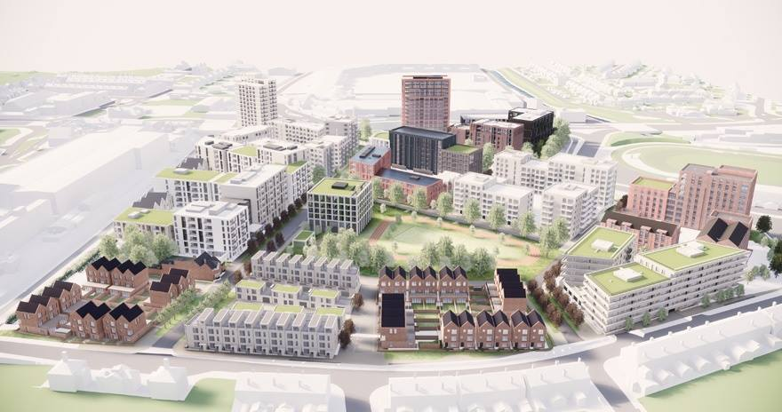 Plans for Commonwealth Games Village are approved